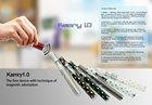 New products kamry1.0 e cig wholesale China, 1.0 ego crystal diamond battery