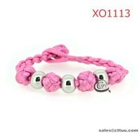 Handmade jewelry simple style braided bracelet wholesale
