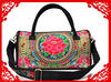 Shoulder Canvas Sling Embroidery Ladies Fancy Bag