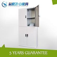 Waterproof office furniture 4 door steel storage cabinet