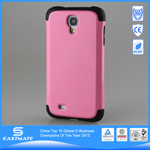 water transfer printing 3d sublimation blank leather phone case for samsung s4