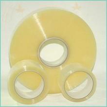 BOPP Packaging Tape, Clear/Tan