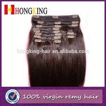 High Clip Hair Extension Silicon