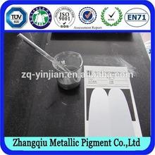Aluminium Paste Water Based Pigment Ink