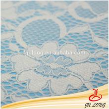 2015 Hot Selling Wedding Dress Fabrics, Nylon Lace Fabrics, African Stretch Lace