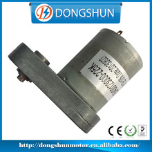 DS-65SS3540 24v low rpm pm dc right angle gear motor