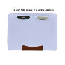 Hot selling genuine leather mobile phone cove for ipad mini 2