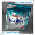 15% active cleaning chemicals