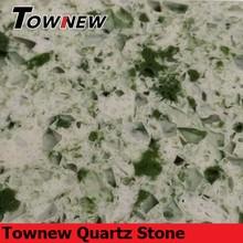 Provide free sample,starlight multicolor polished edging quartz stone