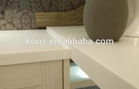 lg hi-macs solid surface, magic stone, man made stone countertops