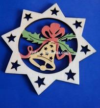 2015Teda custom antique bronze snowflake ornament