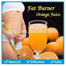 Pure Taste Fat Calorie Slimming Orange Juice