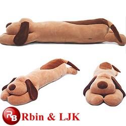 plush toy sleep dog stuffed plush dog toy