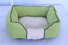 light green color cat bedding with three design models