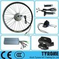 bicicletaelétrica cubo sem escova dc magnética motor kit de conversão para a roda traseira