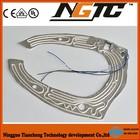 Flexible Incoloy alloy Tubular 12 volt heating element