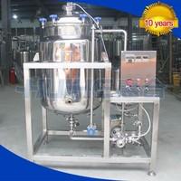 Milk pasturizing machine for sale