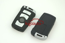Smart key 4 button 315LPMhz With 2032 battery for BMW 7 series car key
