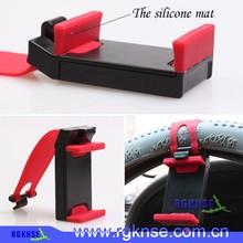 2014 new Car steering wheel mobile phone holder for car steering wheel for gps