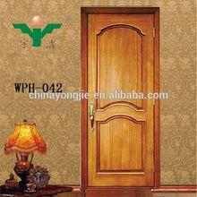 yongkang supplier exterior solid wood door,mahogany solid wood door,interior wood bedroom door