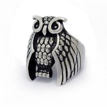 2015 Latest Design Wholesale Titanium Pigeon Ring