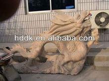 Dragon Marble Statue AMS-D156 J