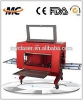 low price jigsaw puzzle cutting machine/mini cnc laser cutting machine