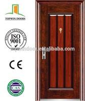 TN-G112 Steel Security Door Used Metal Interior/Exterior Door