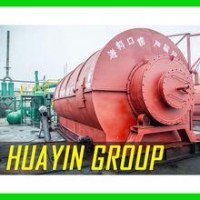 Pyrolisis Recycle Used Oil to Diesel Pyrolysis Plant Renewable Energy