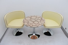hotel furniture small sofa rattan bar chair