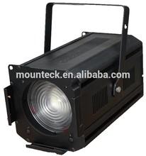 Fresnel lens or Plano Convex (PC lens) LED light source 150W High brightess theatre spot light