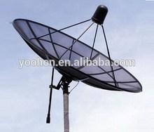 3m C Band Satellite Mesh Dish Antenna YH300M