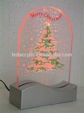 LED Acrylic Christmas Tree