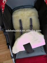 Baby Stroller Cushion Plush Kids Chair Cushion