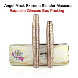 Angel Mask Extreme Slender Mascara Combination Leopard Grafting Factory Direct Supply