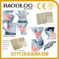 Directa de la fábrica de la artritis reumática plaster100% pimienta natural para aliviar el dolor de yeso