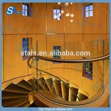 304&316 stainless steel glass Railing , balustrade for Balcony