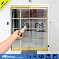 Hot sale automatic interior door, Dunkermotoren motor, alternative moving leaves, CE UL ISO9001 certificate
