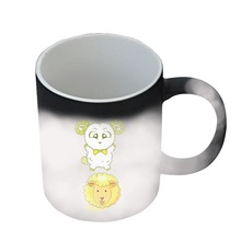 Little sheep magic coffee mug