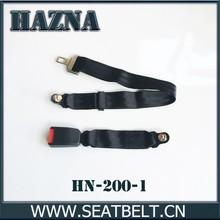 Universal 2 point bus seat belt