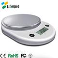 de plástico abs sensor de balanza electrónica para el regalo