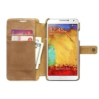 Flip case for Samsung galaxy note 3 III with wallet, For galaxy note 3 cases