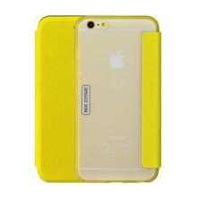Ultra thin slim pu leather flip cell phone case cover for iphone 6 for iphone 6 cover case