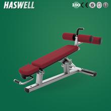 ab bench press machine/ab shaper fitness abdominal machine