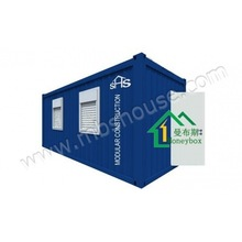 Waterproof/ Green Cheap Fast Installation Container house