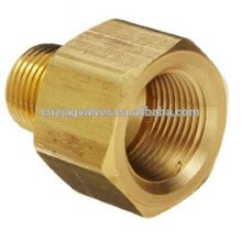 JD-2093 Brass Threaded Reducer Adapter