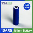 Lithium ion battery 18650 3.7v 900mah li-ion battery