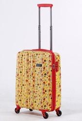 """20"""" animal printed luggage"""