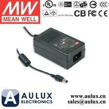 Meanwell GS18A28-P1J 18W 28V 0.64A Desktop Adaptor Power Adaptor Safety Mark Adaptor
