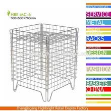 High quality chrome metal cage